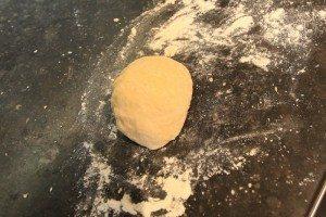 Laissez reposer la pâte