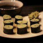 Maki soba : sushis roulés aux soba