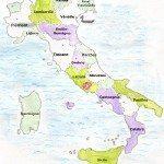 Les pâtes en Italie région par région