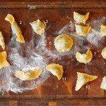 Fabrication des raviolis : pâte, farces, étapes, formes et cuisson