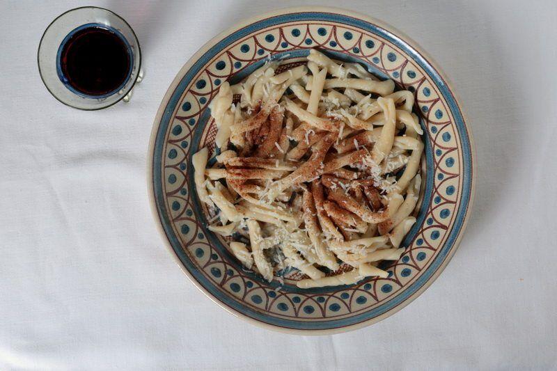 maccheroni siciliani